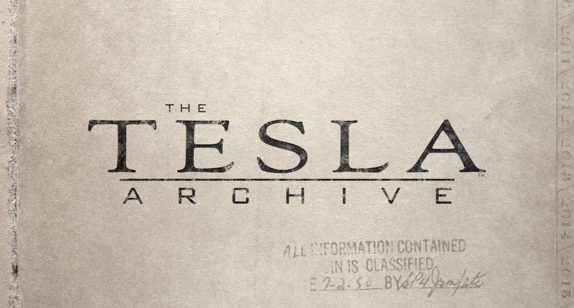 The Tesla Archive